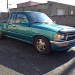 1992 Toyota Pick Up Truck